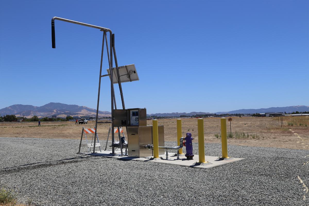 Portalogic Water Filling Stations